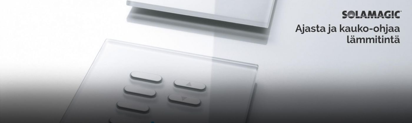 Terassilämmittimien automatisointi