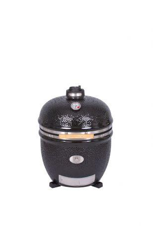 Keraaminen grilli Monolith Le Chef Pro-Serie 1.0 musta ilman vaunua