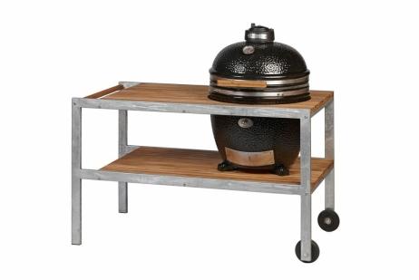 Keraaminen grilli Monolith Classic Premium musta