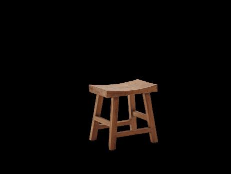 Sika-Design Charles tiikkijakkara