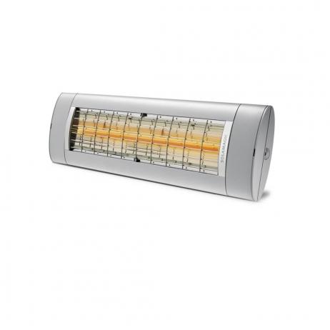 valoa tuottamaton lasiterassilämmitin