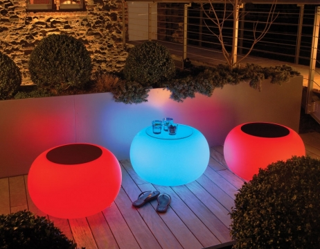 Moree Bubble LED Outdoor