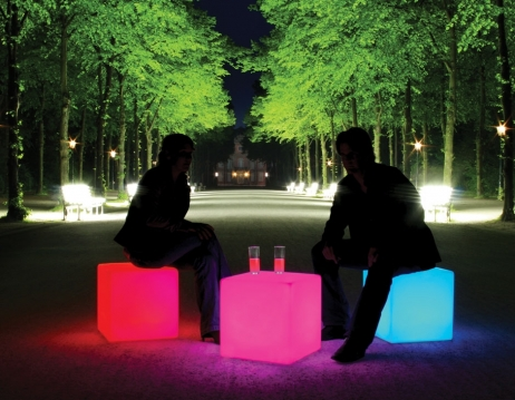 Moree Cube LED Outdoor