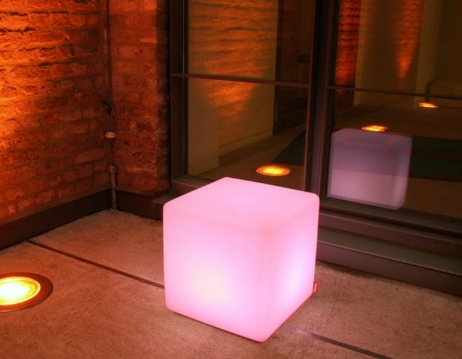 Moree Cube LED Accu Outdoor