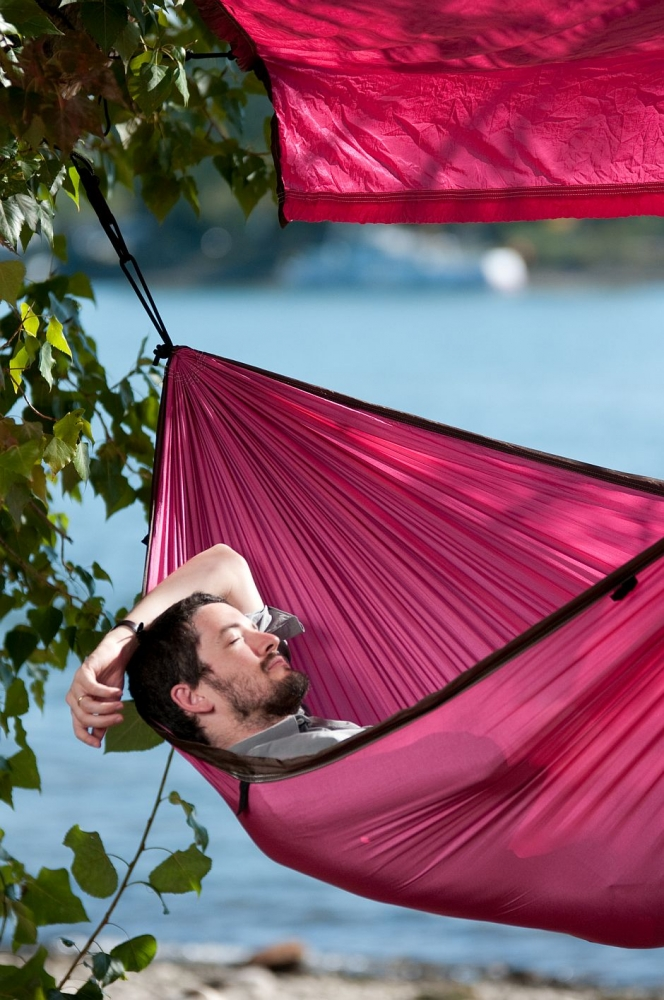 La Siesta Colibri Retkiriippumatto single