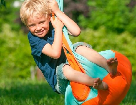 La Siesta Joki Outdoor Riippupesä lapsille nemo