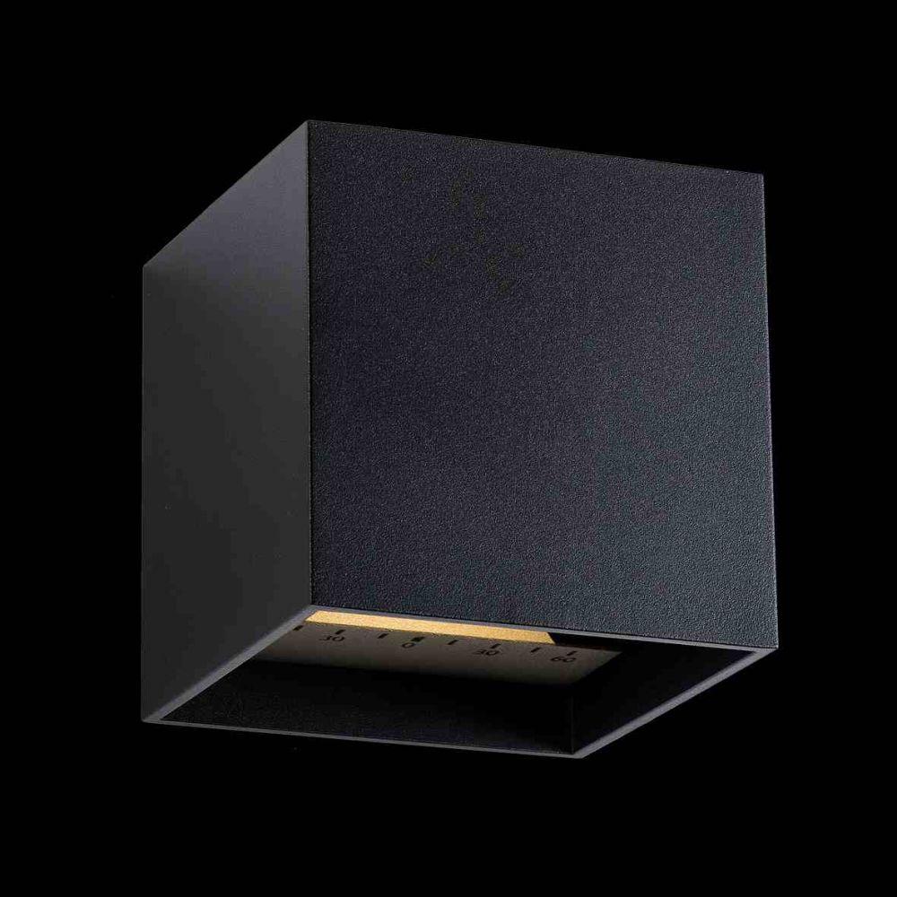 Mauri Seinävalaisin LED musta