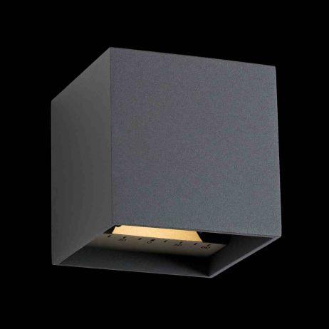 Mauri Seinävalaisin LED antrasiitti