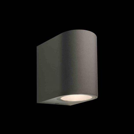 Gilvus Seinävalaisin LED antrasiitti