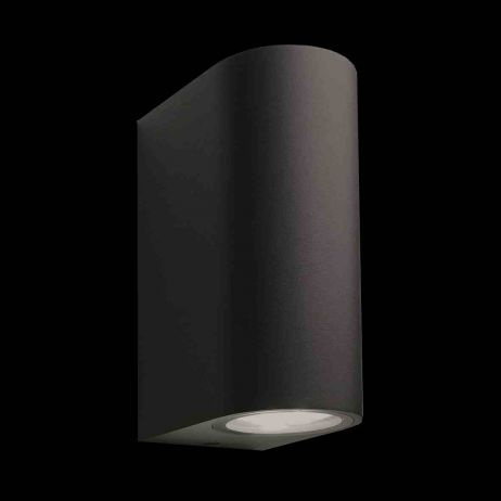 Sibus Seinävalaisin LED musta