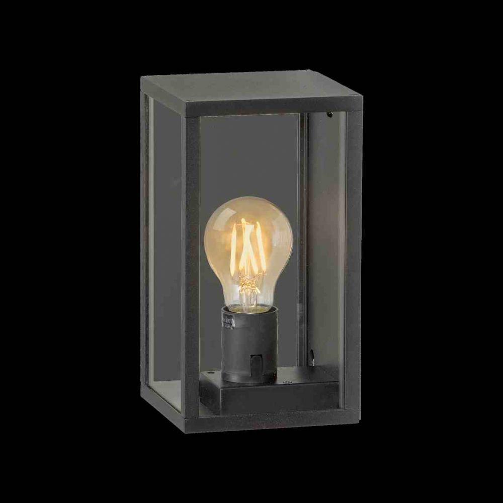 Sitta Seinävalaisin LED musta