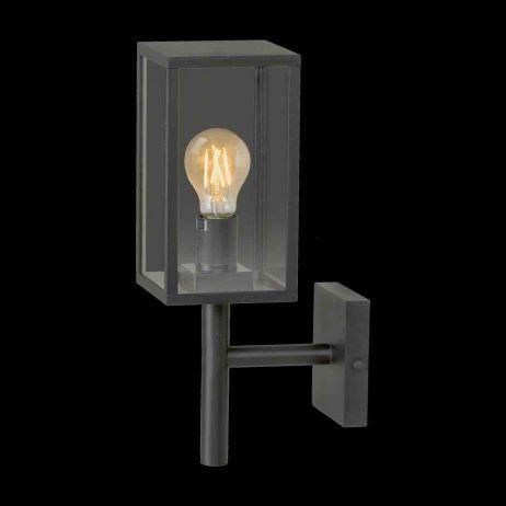 Celata Seinävalaisin LED musta