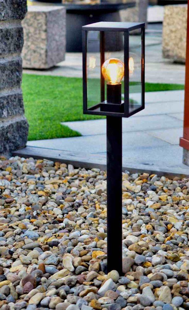 Limosa 70 Pylväsvalaisin LED musta