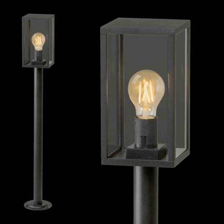 Limosa 90 Pylväsvalaisin LED musta