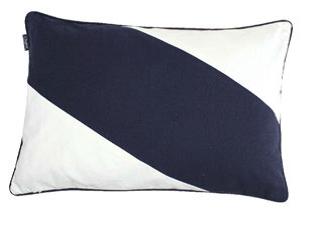 Newport Sisustustyyny Seabrook diagonal stripe 40x60