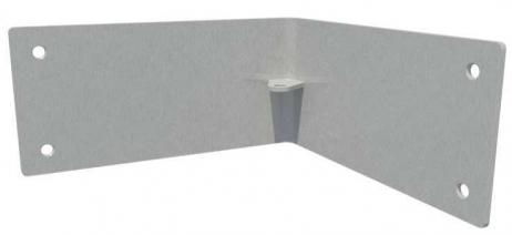 Caravita Seinäkiinnike sisäkulmaan RST