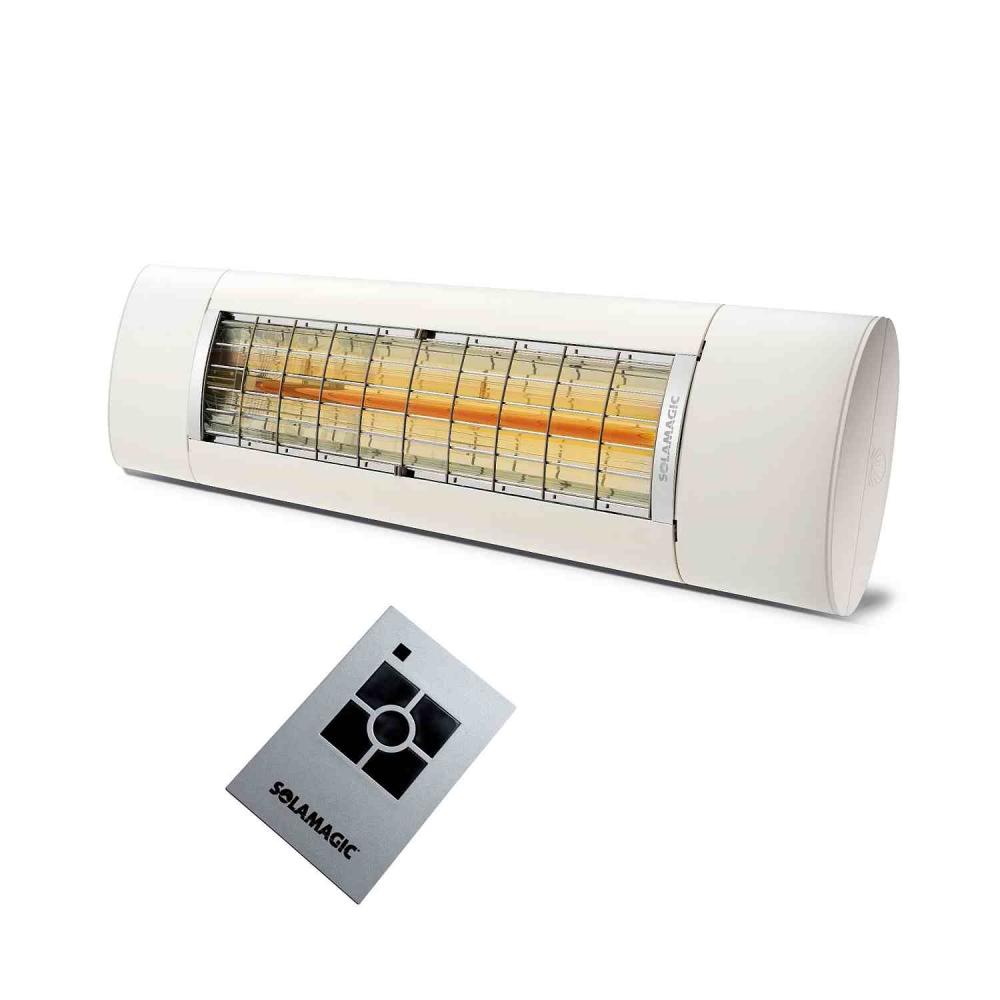 Terassilämmitin Solamagic 2500 PREMIUM ARC kaukosäätimellä