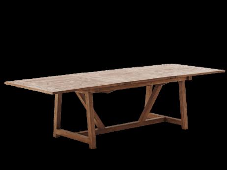Sika-Design George tiikkipöytä 200/280x100