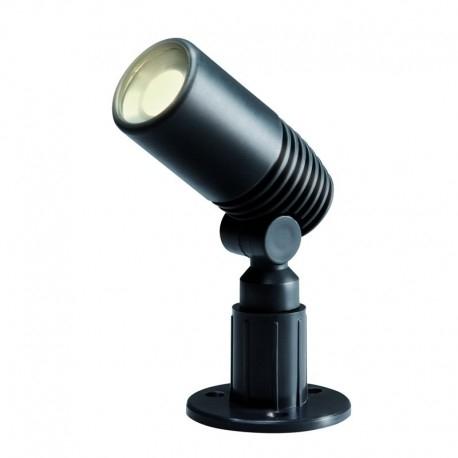 Alder Spottivalaisin LED musta