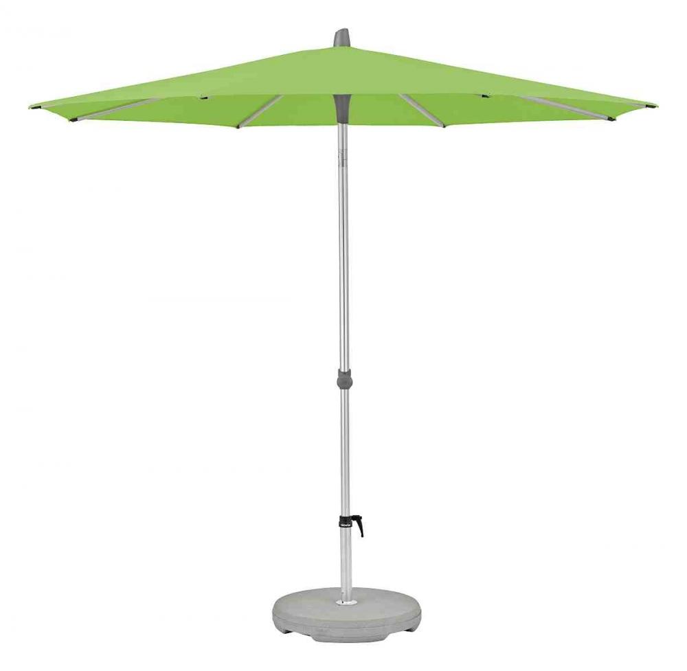 Aurinkovarjo Glatz Alu-Smart easy kiwi 2x2 metriä