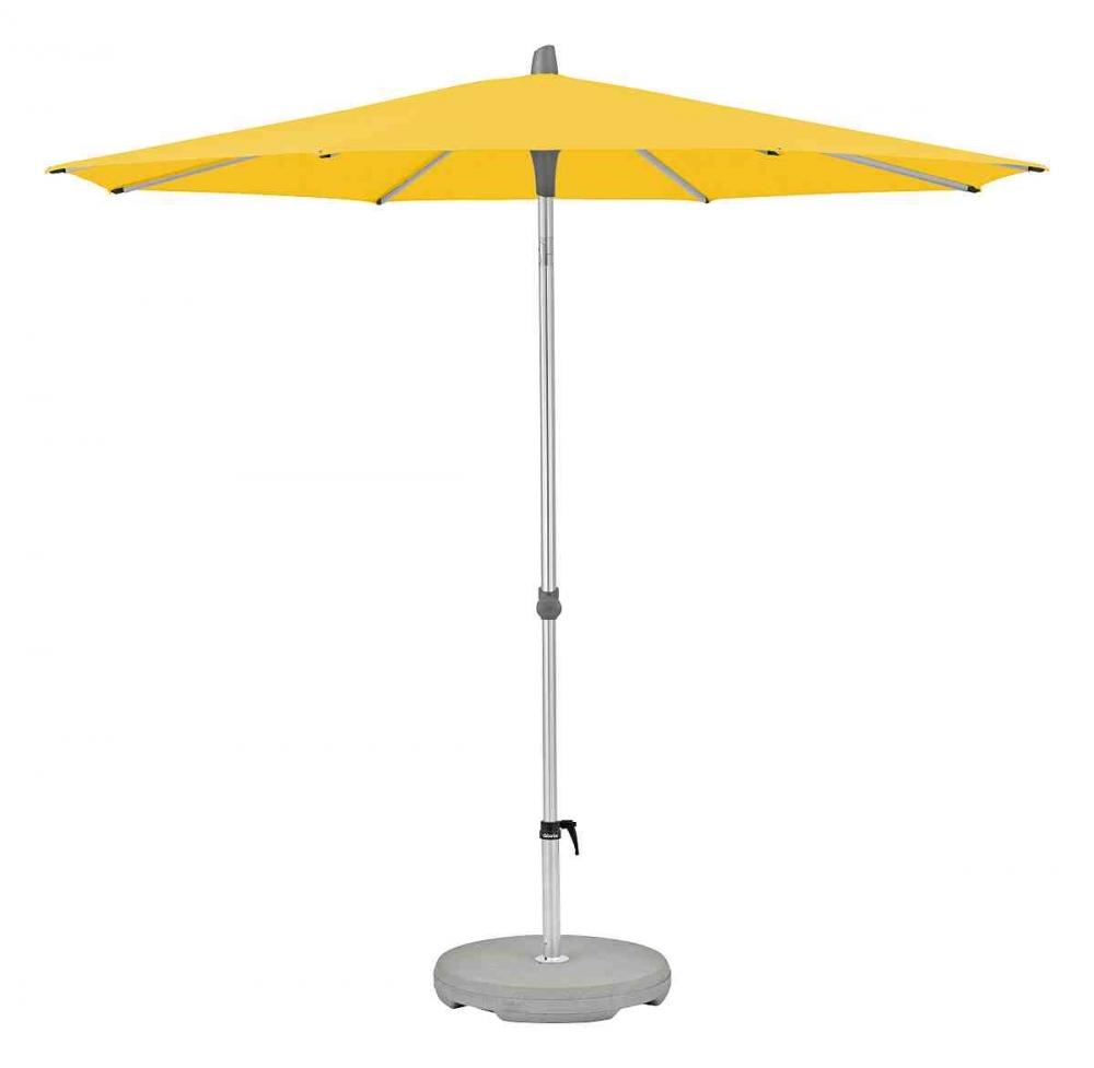 Aurinkovarjo Glatz Alu-Smart easy bright yellow