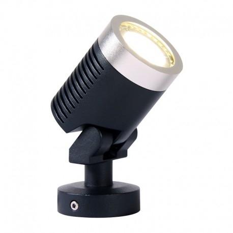 Arcus Spottivalaisin LED musta