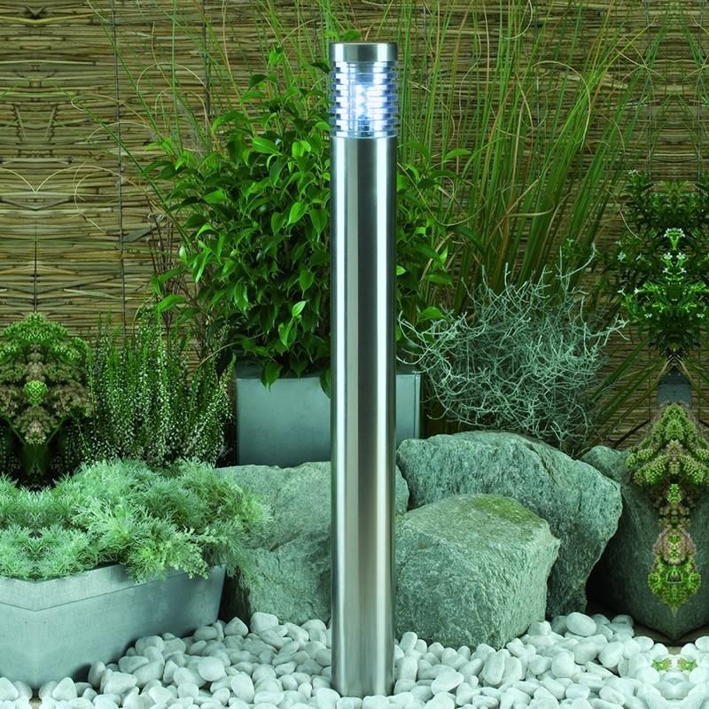 Argos Pylväsvalaisin LED ruostumaton teräs