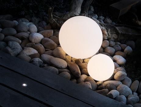 Ball 50 Tunnelmavalaisin LED