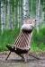 EcoFurn Ekotuoli mänty ruskea