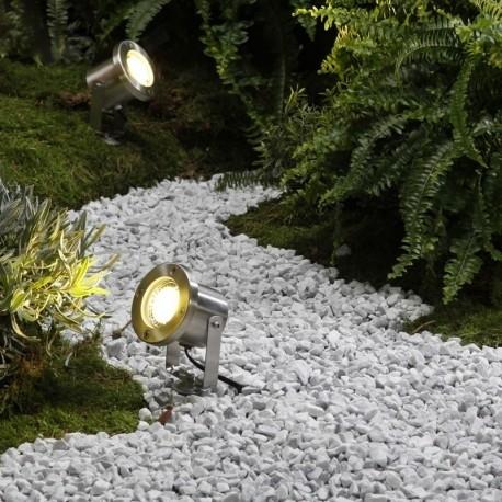 Catalpa Spottivalaisin LED ruostumaton teräs