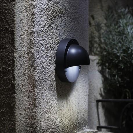 Deimos Seinävalaisin LED antrasiitti