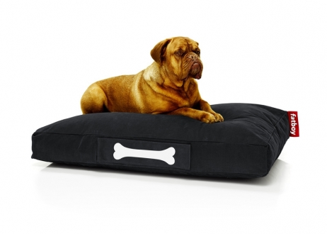 Fatboy Doggielounge stonewashed large black