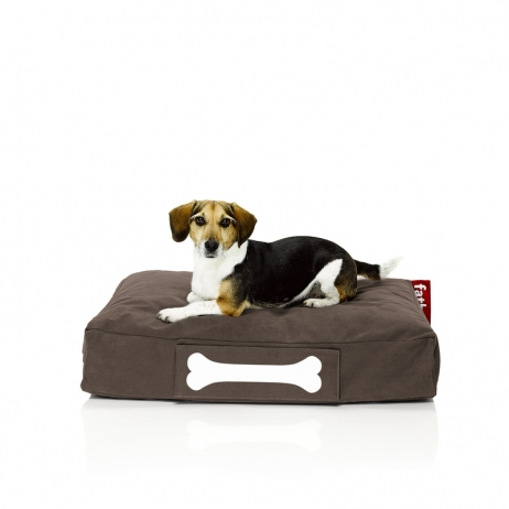 Fatboy Doggielounge stonewashed small brown