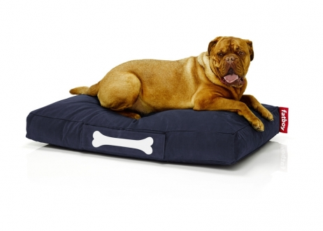 Fatboy Doggielounge stonewashed large dark blue
