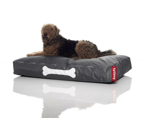 Fatboy Doggielounge large dark grey