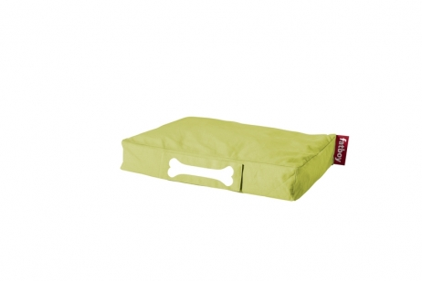 Fatboy Doggielounge stonewashed small lime green