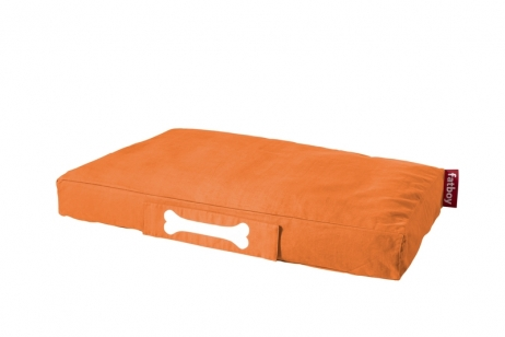 Fatboy Doggielounge stonewashed large orange