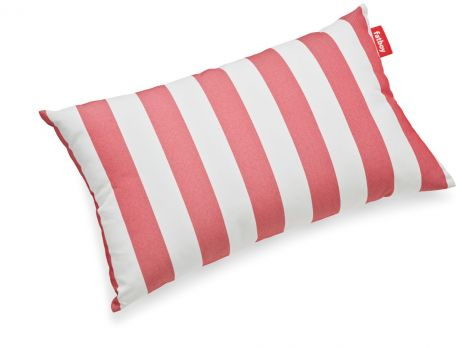Fatboy King Pillow Outdoor stripe red