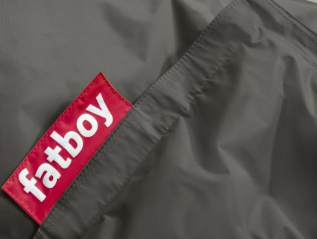 Fatboy Original dark grey + Rock´n´Roll