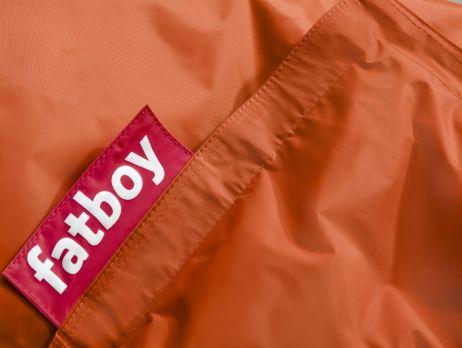 Fatboy Original orange + Rock´n´Roll