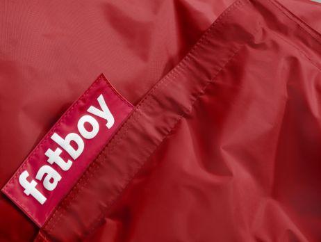 Fatboy Original red + Rock´n´Roll