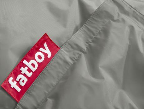 Fatboy Original silver + Rock´n´Roll