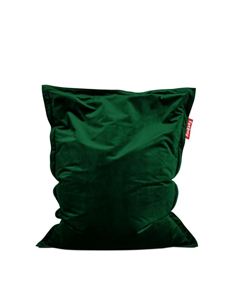 Fatboy Original Slim Velvet emerald green