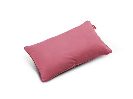 Fatboy King pillow Velvet deep blush