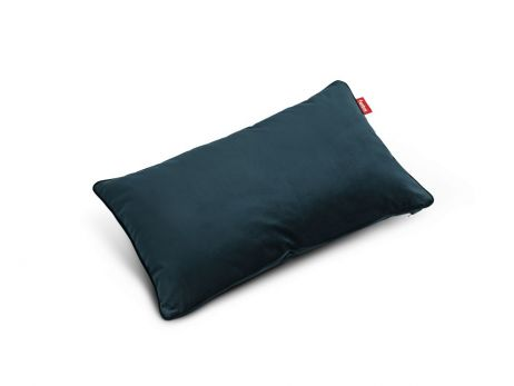 Fatboy King pillow Velvet petrol