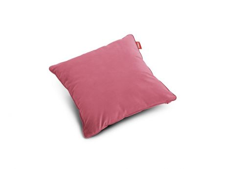 Fatboy Square pillow Velvet deep blush