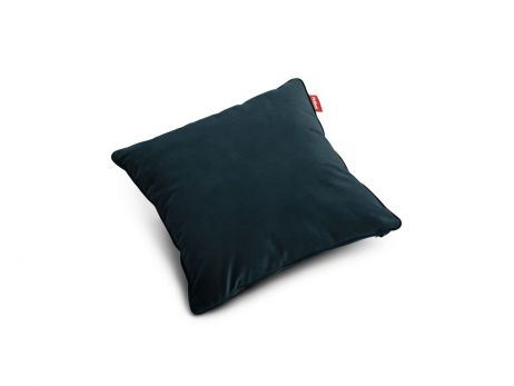 Fatboy Square pillow Velvet petrol