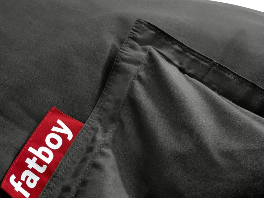 Fatboy Original Outdoor charcoal + Rock´n´Roll