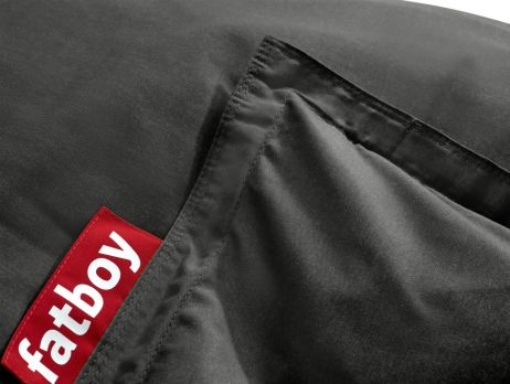 Fatboy Original Outdoor charcoal + Rock´n´Roll