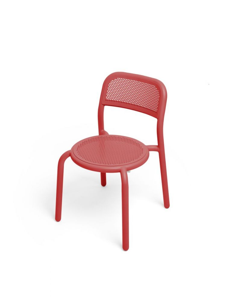 Fatboy Toni Chair industrial red
